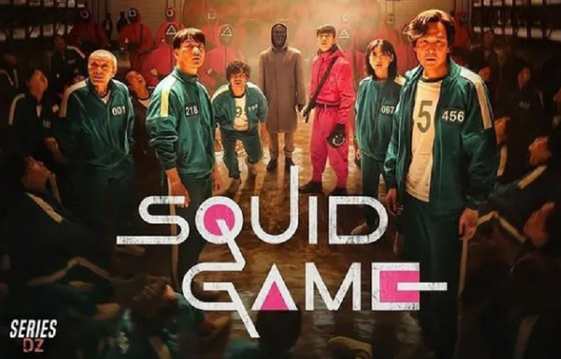 The nine-episode 'Squid Game' series imagines a macabre world in which marginalised people are pitted against one another in traditional children's games.― Picture via Instagram/Squid Game