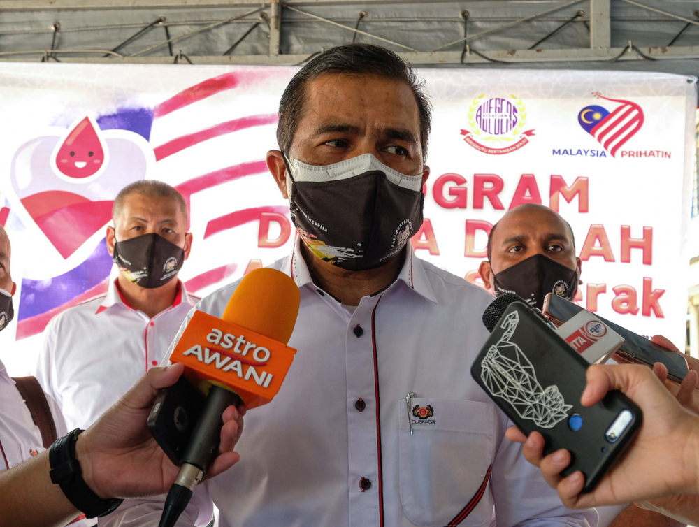 Cuepacs president Adnan Mat said the payment should be among matters that need to be focused on in the Budget this time considering the difficult situation the people are currently in due to the Covid-19 pandemic. — Bernama pic
