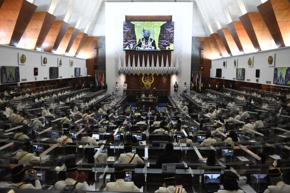 The role of Deputy Speaker was created in the middle of the 19th century to come up with a permanent solution to cover any absences of the Speaker. — Bernama pic