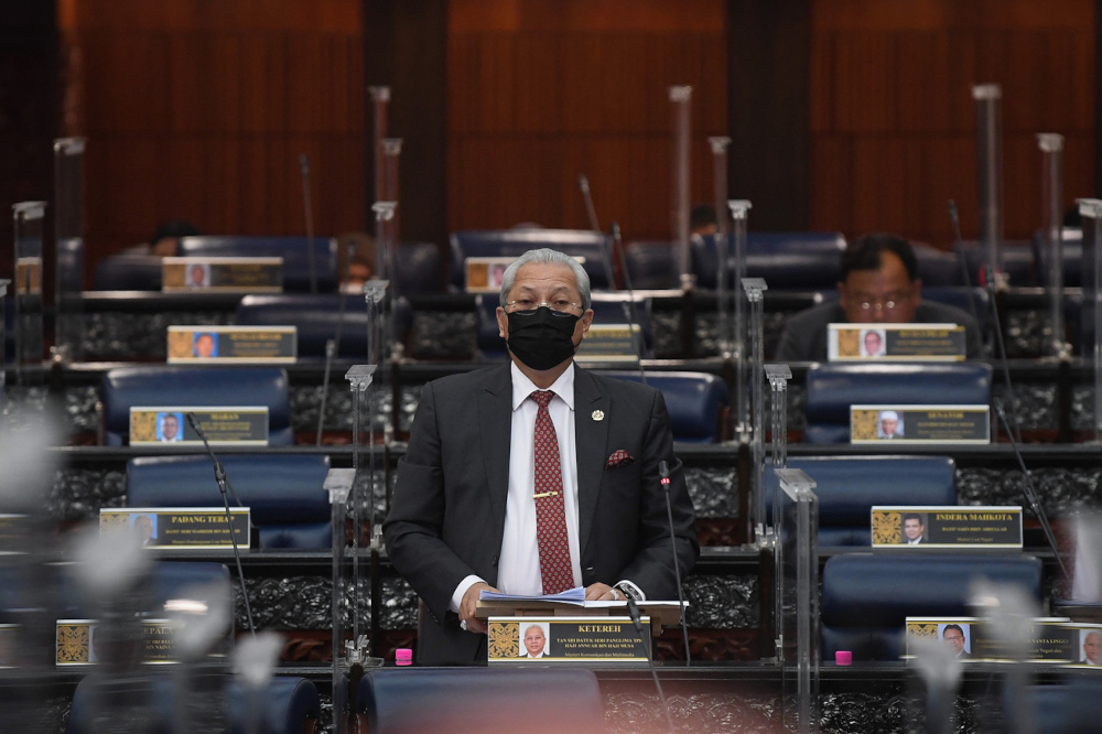 Communications and Multimedia Minister Tan Sri Annuar Musa said this proposal was made in response to the challenges faced in implementing government programmes, as the problems had been identified as partly due to misinformation and disinformation. — Bernama pic