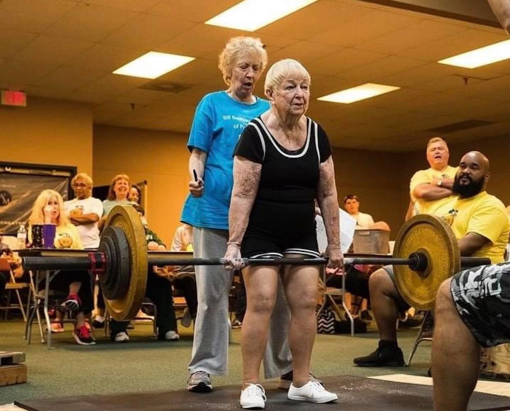 Edith Murway-Traina will strive for a record-breaking triumph in the upcoming tournament. — Picture via Endeavour Personal Training Studio Facebook Account