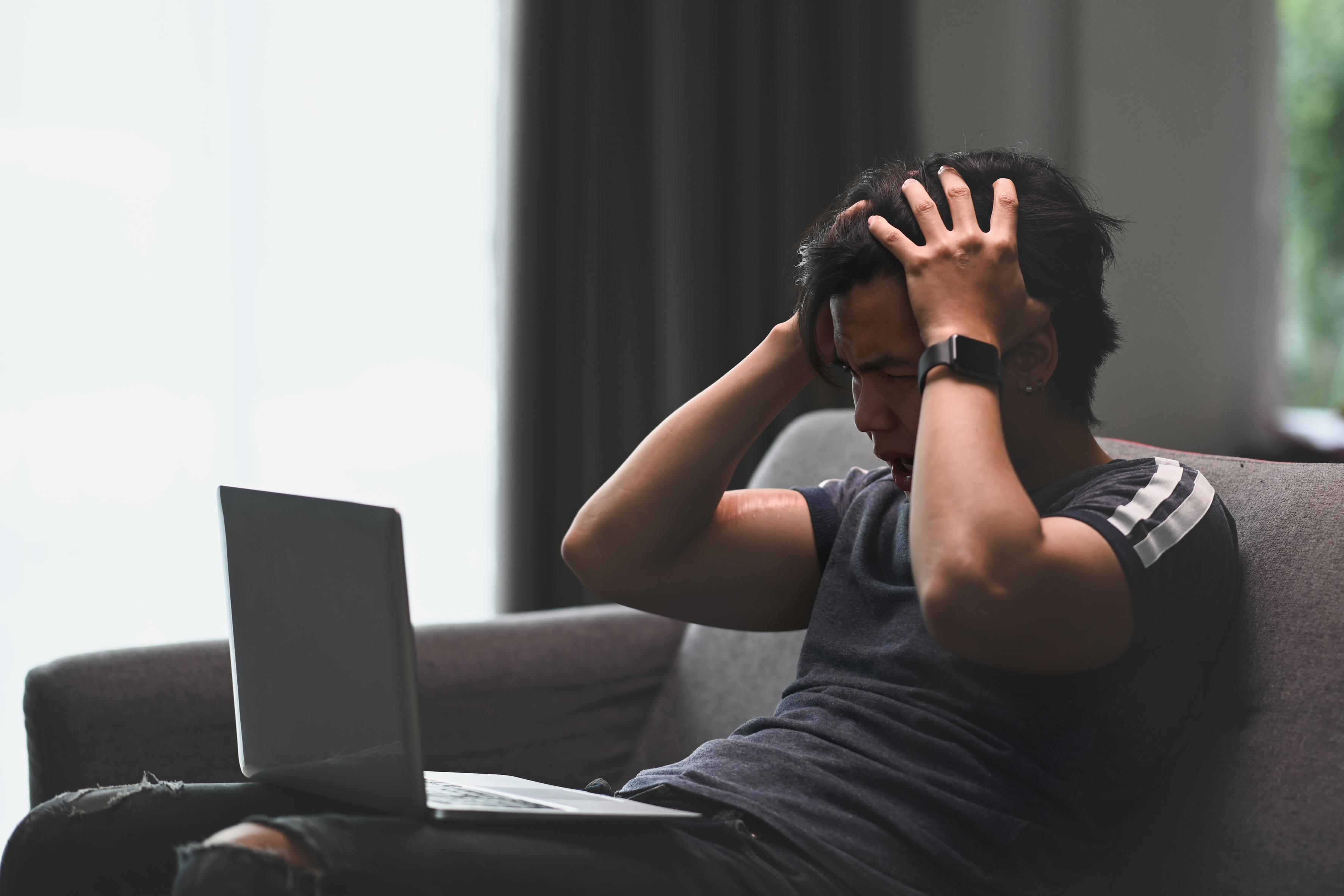 Negative work-from-home experiences — arising from either the workers' own insecurity or their bosses' penchant to micromanage, or both — have led some employees whom TODAY spoke to to quit their jobs despite the uncertain economic outlook. — iStock pic via TODAY