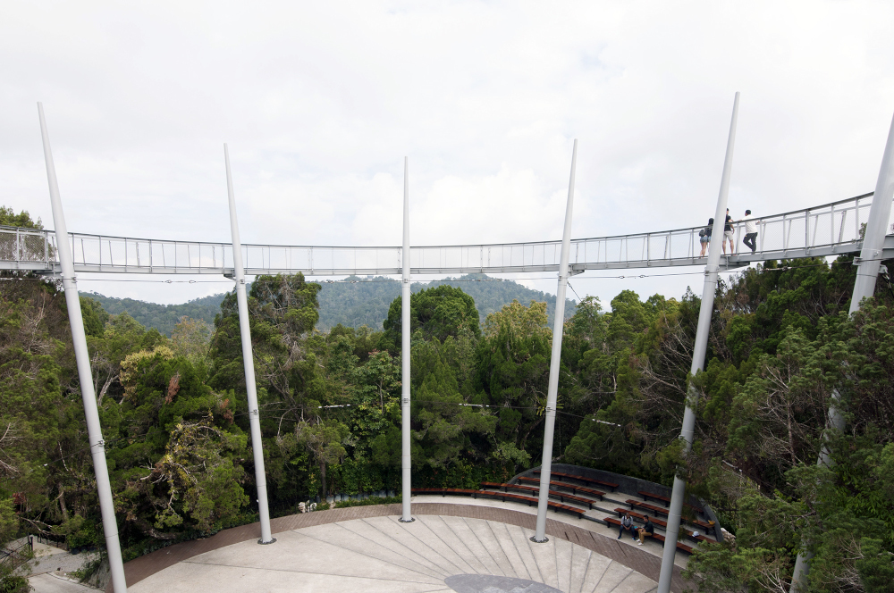 Penang proposes reopening four outdoor attractions for a test run. — Picture by Steven Ooi KE