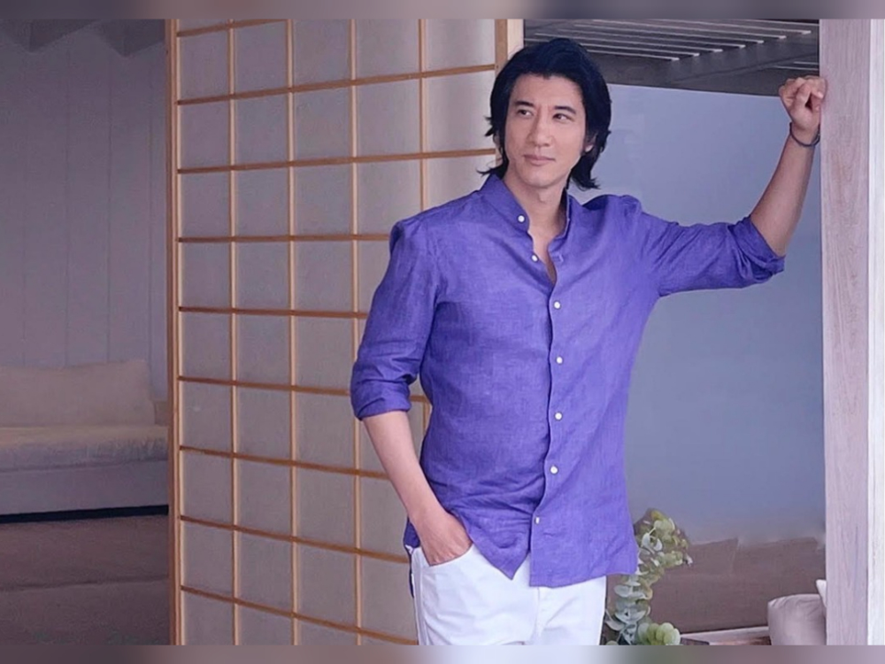 Taiwan's Mandopop star Wang Leehom apologised for violating the republic's Covid-19 restrictions. — Picture via Facebook