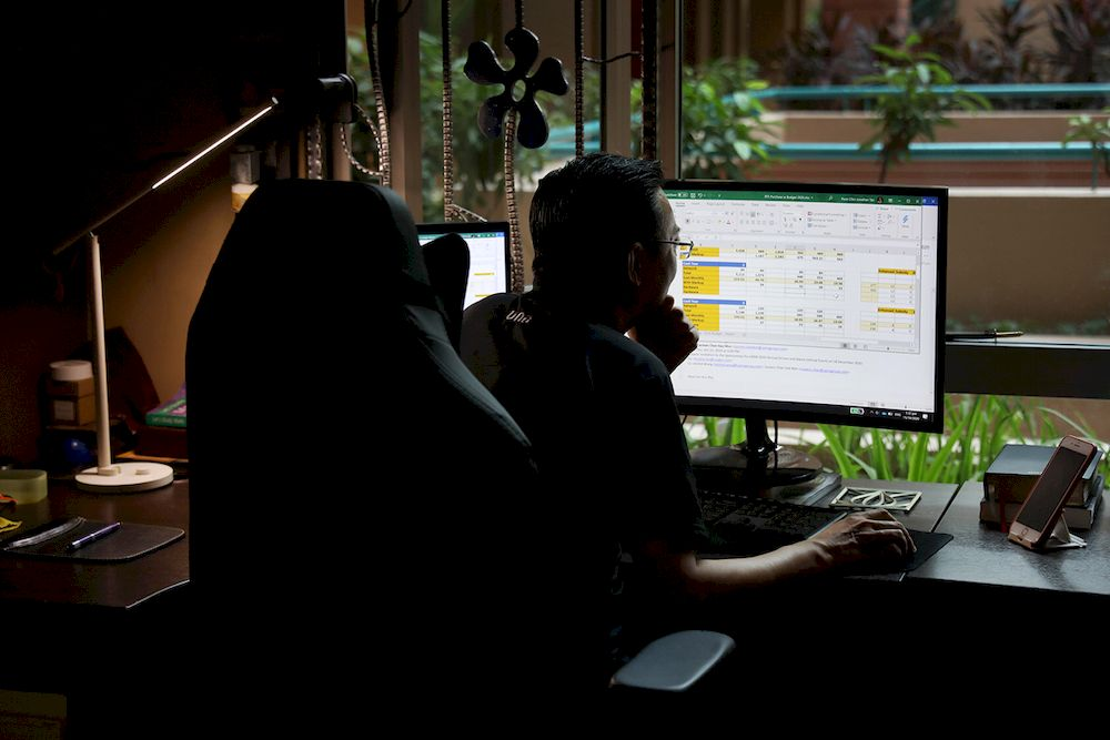 The embrace of work-from-home did not happen overnight, as companies shared how it was a process of trial and error as they searched for the optimal arrangement. Some were initially concerned about how such a work arrangement would affect organisational results and productivity. — TODAY pic