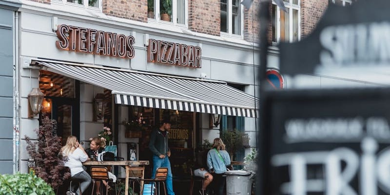 Nørrebro, in Copenhagen, is the on-trend district of the moment where you can taste natural wines and enjoy treats from new bakeries that have opened. — Picture courtesy of Febiyan / Unsplash