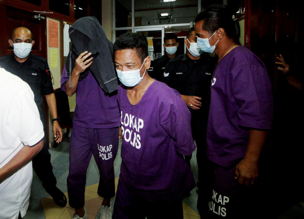 Last Sunday, a 28-year-old actor was among three men arrested for suspected drug abuse following a raid conducted on a house in Kuala Kangsar. — Bernama pic