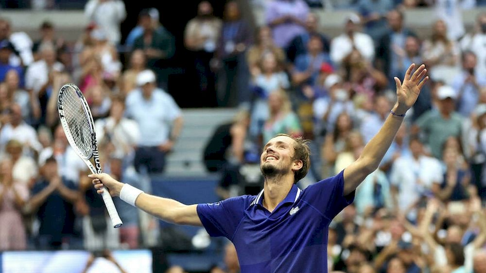 US Open champion Daniil Medvedev has reached the third round at Indian Wells. — AFP file pic