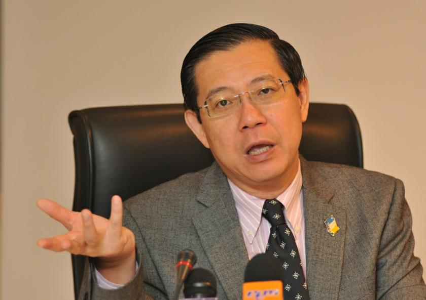 Penang Chief Minister Lim Guan Eng said state administrators have been practising cost saving measures since 2008. — Picture by K.E. Ooi
