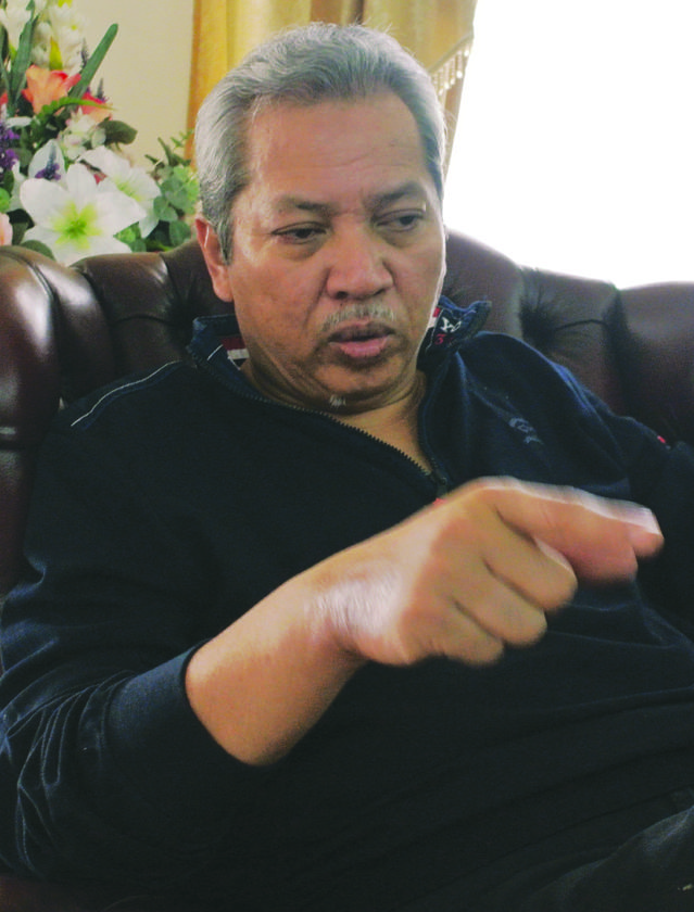 Annuar said delegates must be able to select who they think best fits the role. — Picture by The Malay Mail