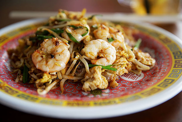 The unmistakable taste of Jalan Batai's char kuey teow with its wok hei. – Pictures by Choo Choy May
