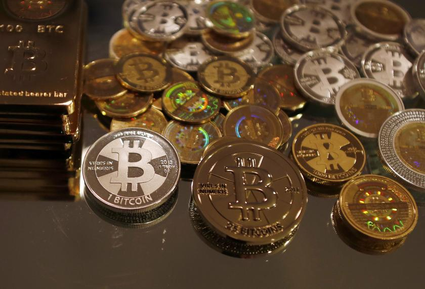 The growth in cryptocurrency has also seen a rise in thieves. — Reuters pic