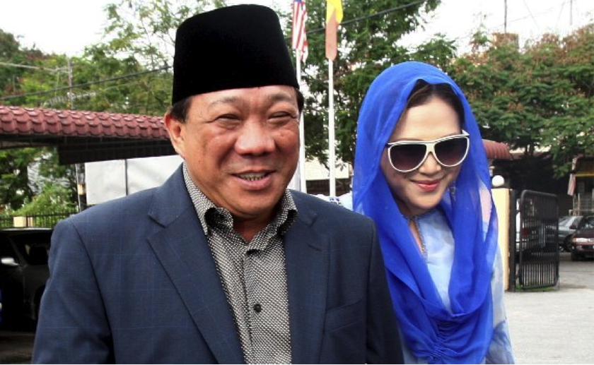 Umno MP Datuk Bung Moktar Radin said he was vindicated over a controversial remark on women drivers, after the video of a woman verbally abusing an elderly man in a road rage incident went viral online. — file pic