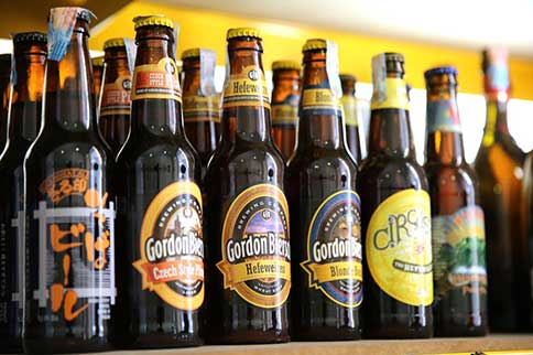 The US embassy's cultural affairs officer Arend C. Zwartjes said that Sabah was an attractive market for the craft beer venture. — File pic