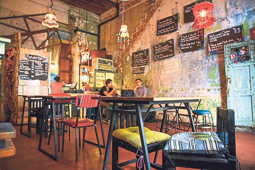 Zambry said the approach had, among other things, revived some of the city's old buildings like shophouses into quaint cafes which had drawn a certain kind of crowd. ― File pic