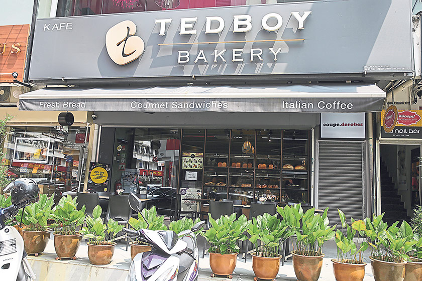 Tedboy Bakery — Pictures by Choo Choy May