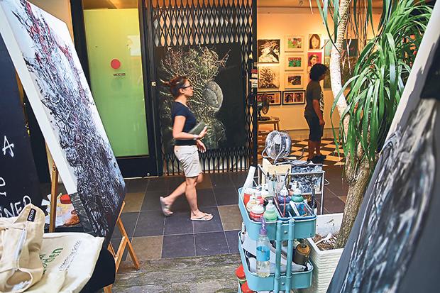 Publika has long been a favourite haunt of Kuala Lumpur's art lovers