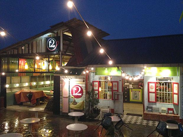 Cafe 12 is an unexpected gem hidden in the sleepy town of Semenyih.