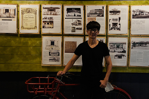 The multi-talented Pierre Teh is the creative force behind Mansion 1969.