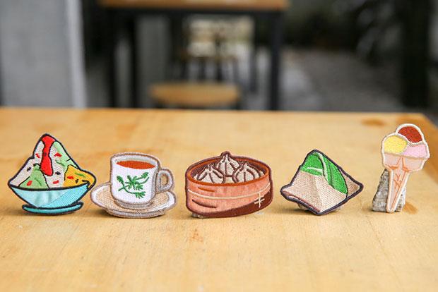 The Fat Project collection from Salang Design showcased ais kacang, kopi, ice cream, xiao long bao and nasi lemak.