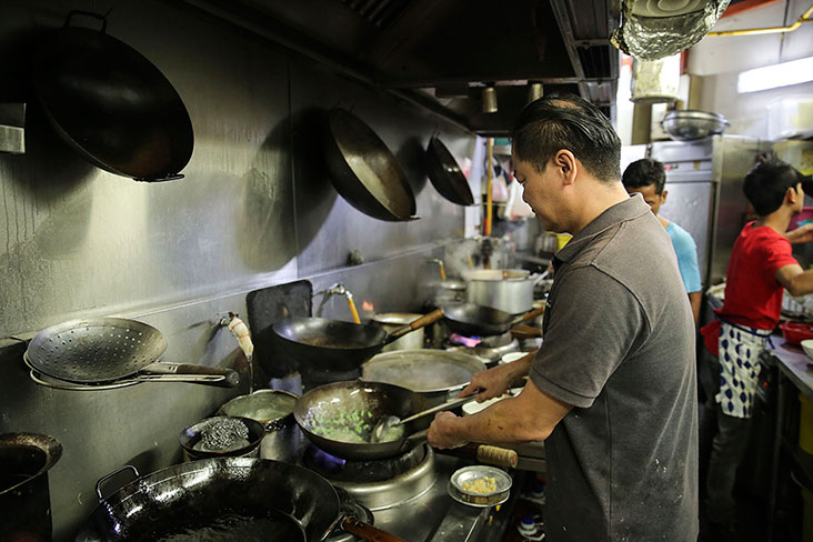 Their chef works closely with the owners to improvise the home-style eats to become more commercial