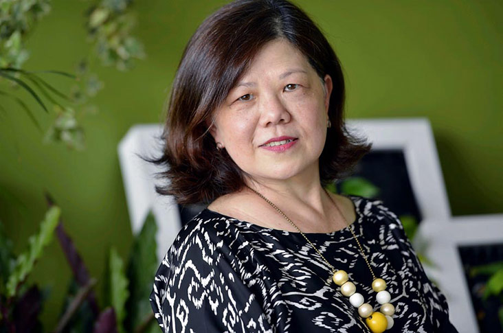 Tan Ching Sim, an English literature teacher, started Manekbeads about two years ago.