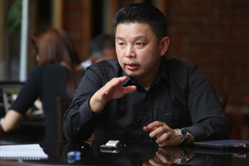 Leiking said the amendments show the extent to which the Barisan Nasional government is willing to go to silence demands for more rights for Borneo states. — Picture by Choo Choy May