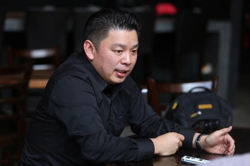 Penampang MP Darell Leiking, said leaving PKR would give him more freedom to voice his concerns on Sabah issues. — File pic