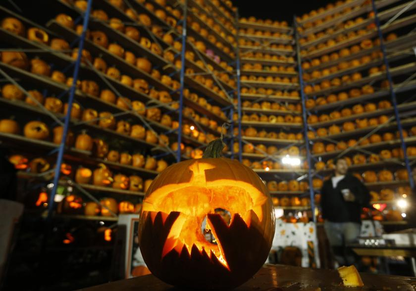 The National Fatwa Council has categorised Halloween as a Christian celebration of the dead and against Islamic teachings, and is urging Muslims to pray for their deceased instead. ― File pic