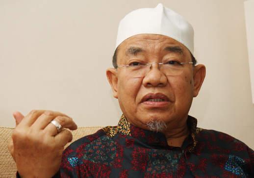 Perak Mufti Tan Sri Harussani Zakaria — Picture by Choo Choy May