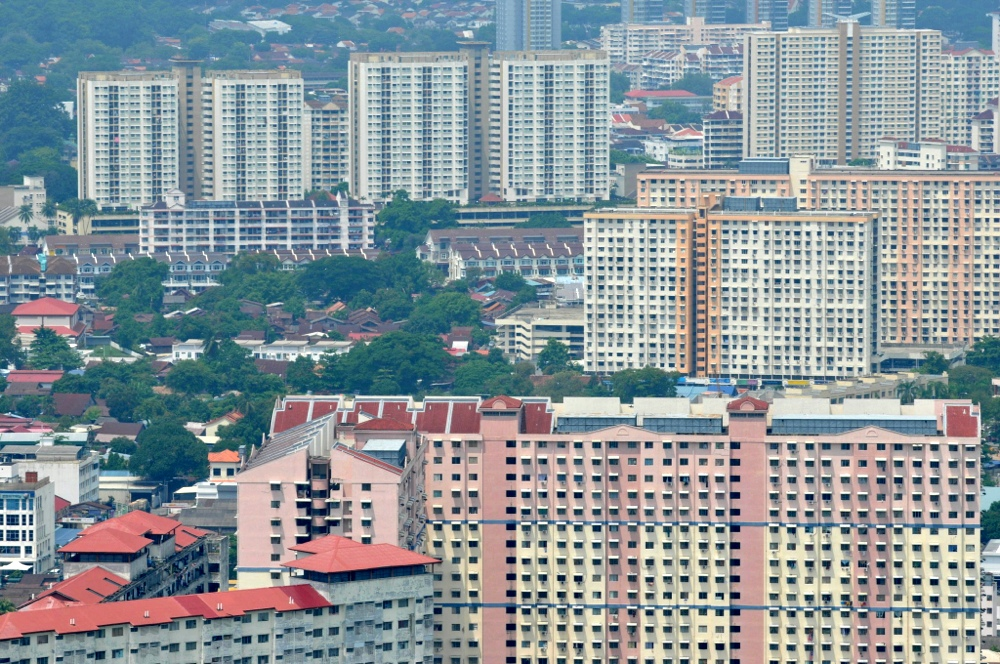 The government will offer financial aid of up to RM30,000 for each unit built under the MyHome scheme beginning April. ― Picture by K.E. Ooi