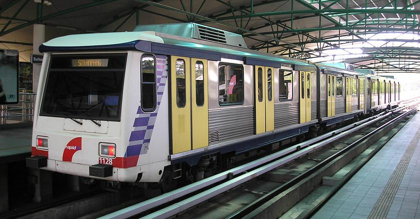 Rail operator Prasarana said it will be looking to transform its Light Rail Transit (LRT) stations so they are more than just transit points for the public. — File pic