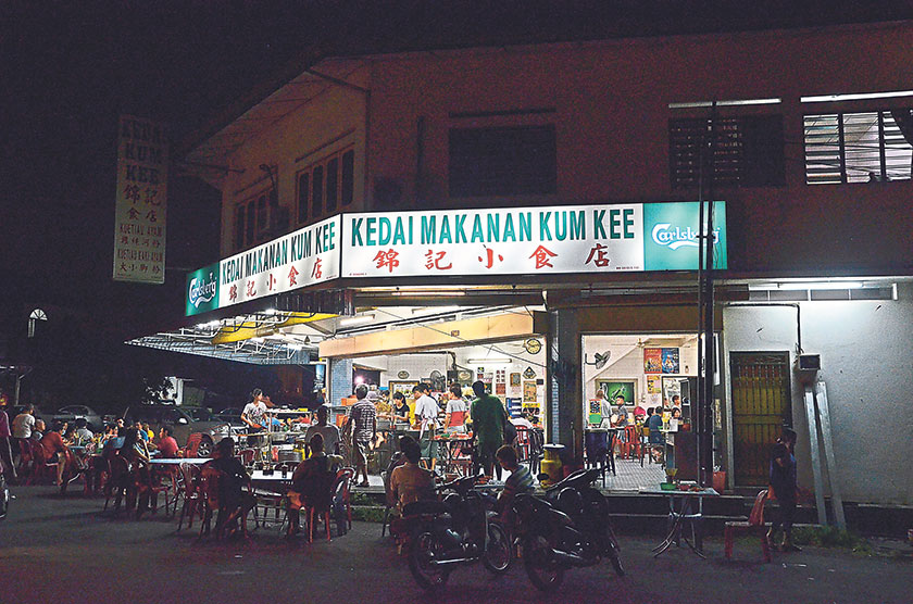 Kum Kee is a long-time favourite of Ipohans for late night dinners. — Pictures by James Tan