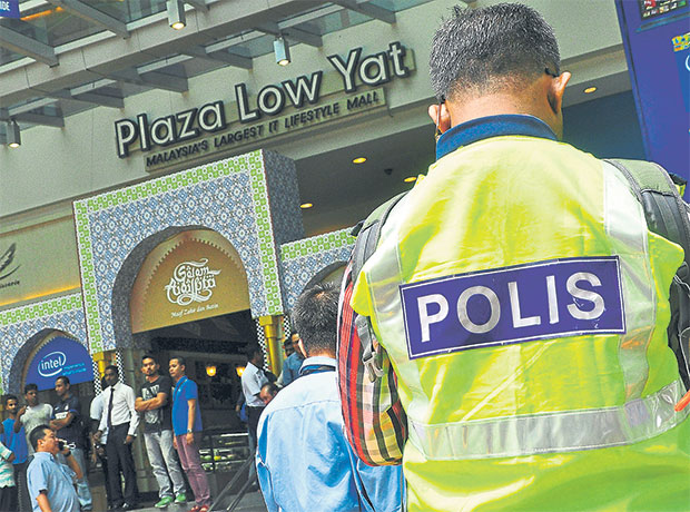 Ku Seman warned the IGP not to portray Malay youths as crazed in their defence of the accused thief.