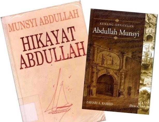 Abdullah Munshi sudah tidak diakui sebagai Bapa Kesusasteraan Melayu Moden.