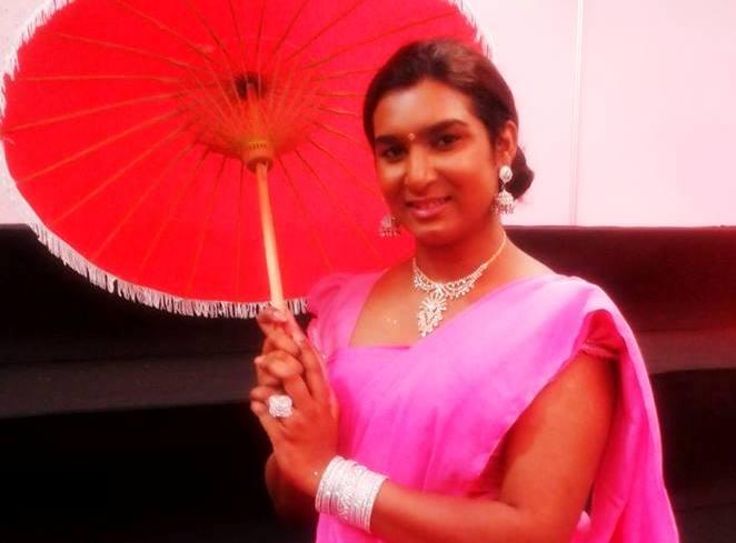 Sharan mahu mendidik masyarakat tentang transgender.