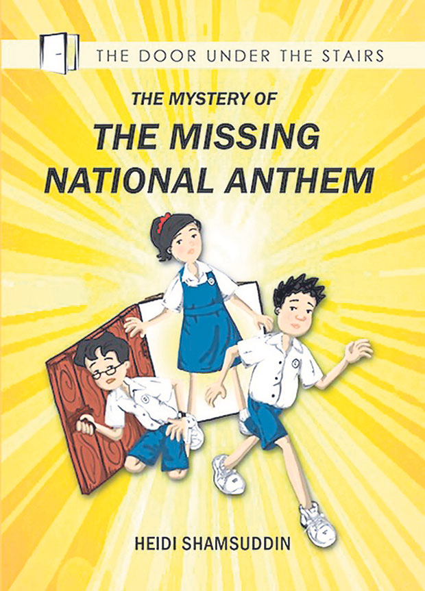 The Mystery of the Missing National Anthem by Heidi Shamsuddin