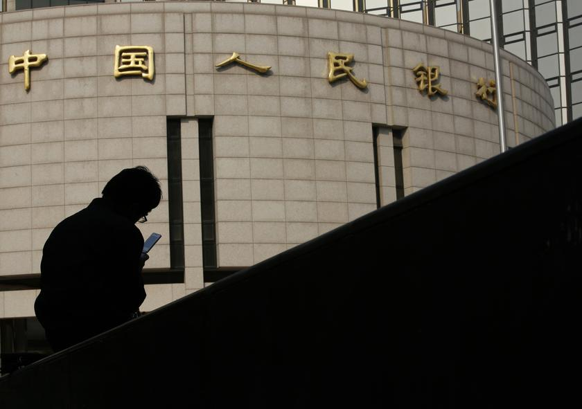 According to data published by the People's Bank of China (PBoC), China's foreign exchange reserves reached US$3.82 trillion (RM12.5 trillion) at the end of 2013. — Reuters pic