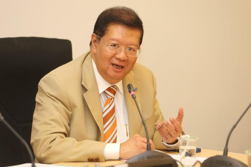 ASLI's Chief Executive Officer, Tan Sri Michael Yeoh, said the business council would facilitate direct contacts, dialogues, opinions and information exchange between business leaders of both countries. ― File pic