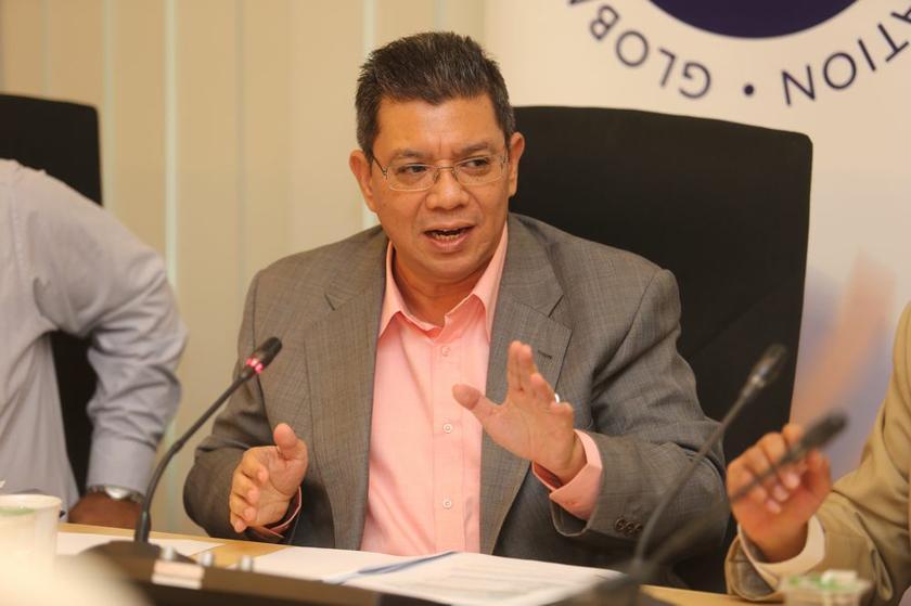 Saifuddin urged Putrajaya to create a national human rights action plan.