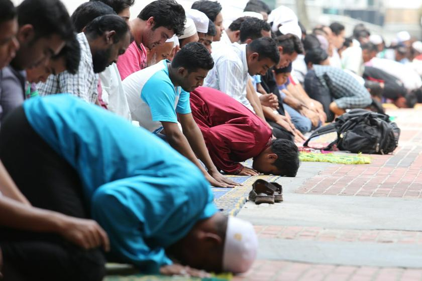 Tee claims that Malays have become gentler, more tolerant and just, as a result of having embraced Islam. – Picture by Choo Choy May