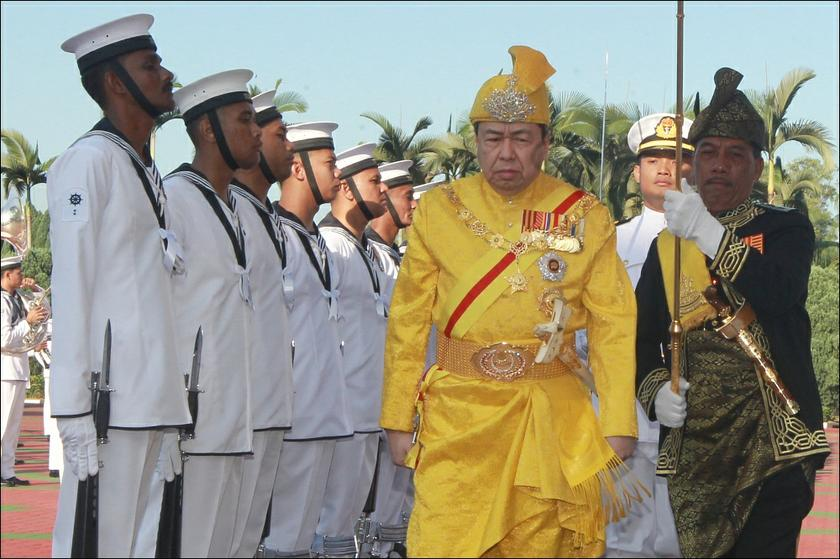The Sultan of Selangor, Sultan Sharafuddin Idris Shah, has called for an immediate halt to the usage of the word 'Allah' in the al-Kitab. — Picture by Saw Siow Feng