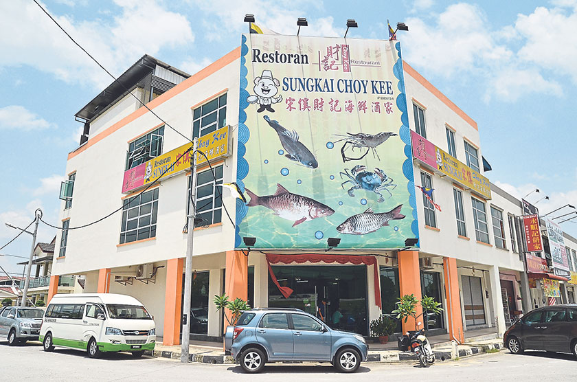 Since moving to the new premises, Choy Kee has been doing brisk business every day