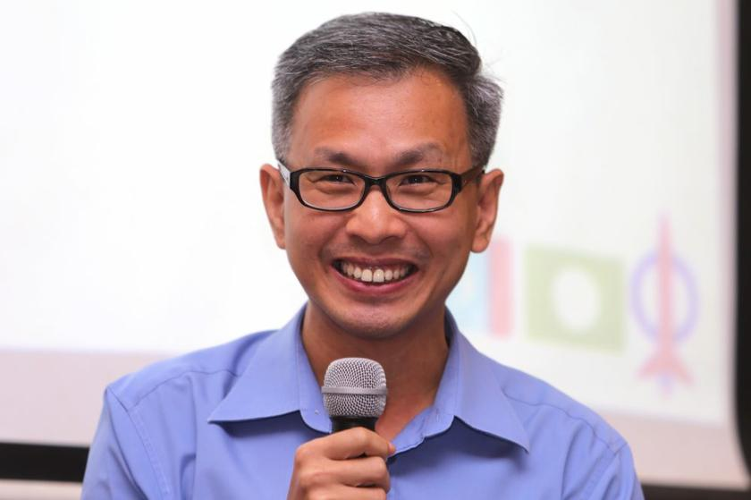 Tony Pua has been at the forefront of criticism against 1MDB and government leaders linked to the troubled firm, and is also a member of the Public Accounts Committee that is investigating the company. — Picture by Choo Choy May