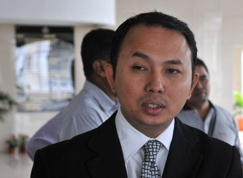 Former Balik Pulau MP Yusmadi Yusoff from PKR who was nominated on August 27. — Picture by KE Ooi