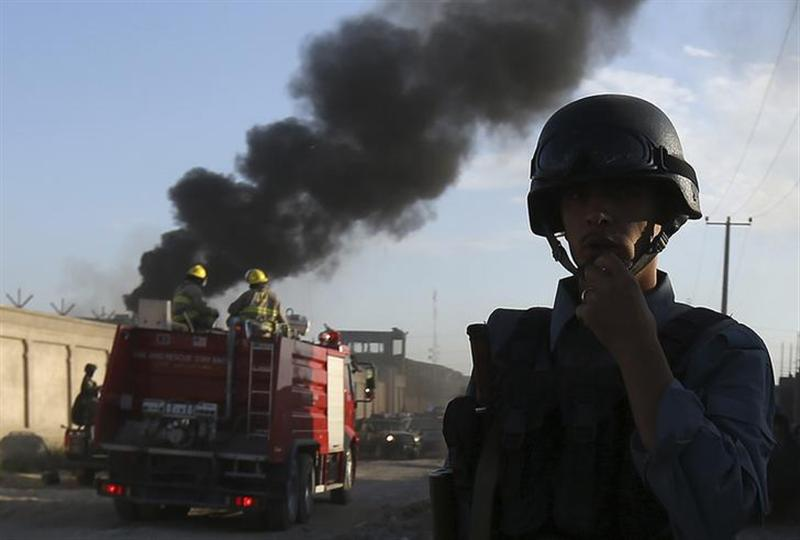 Afghanistan has struggled with the resurgence of Taliban activity.— Reuters pic