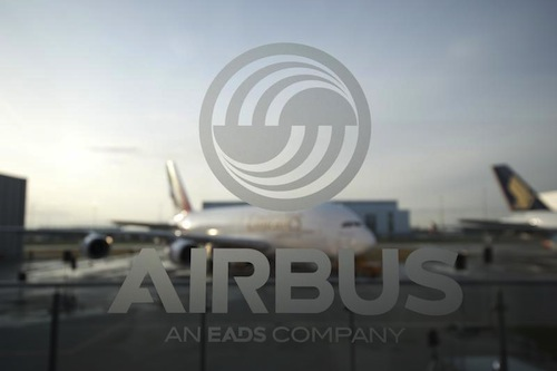Airbus has said it needs to shed 15,000 posts worldwide. — Reuters pic