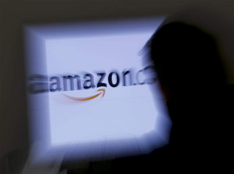 Amazon UK said the low corporation tax figure reflected the underlying condition of its UK business. — Reuters pic