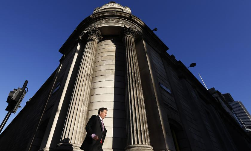 Bank Of England Said To Be Considering A Move Into Negative Rates