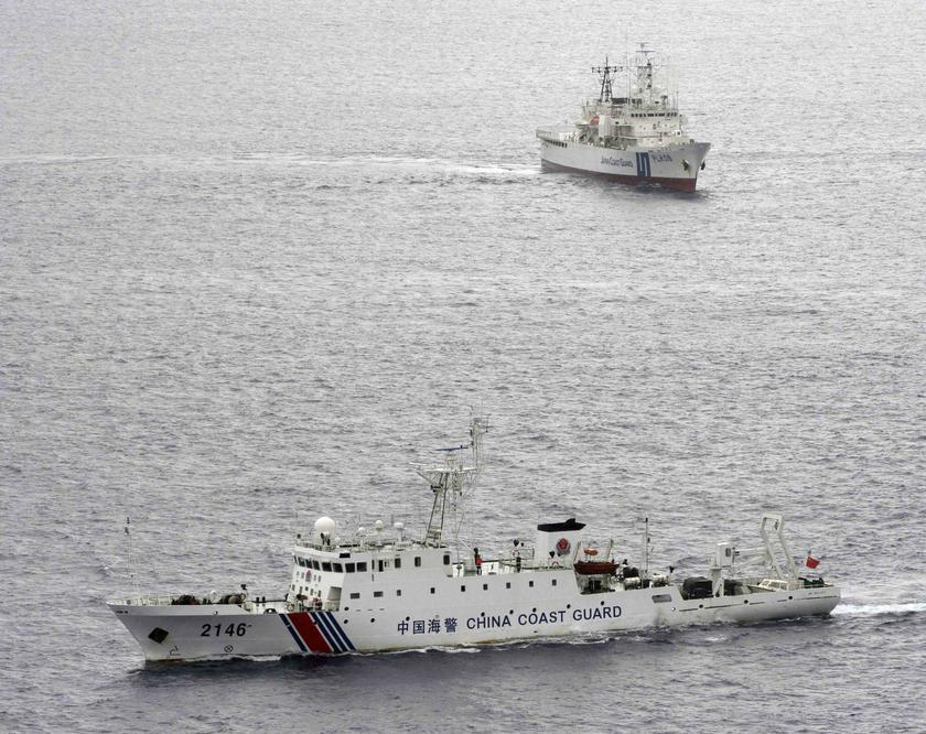 China's claim on almost the entirety of the South China Sea has proven contentious with its neighbours. — Reuters pic